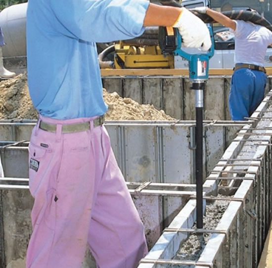 Глубинного вибратора для бетона своими руками
